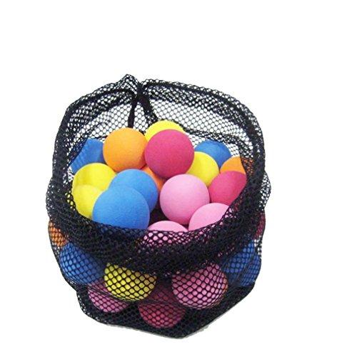 フィールドフォース バッティング練習用 ミートポイントボール 5色 50個入