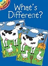 What's Different? (Dover Little Activity Books) PDF