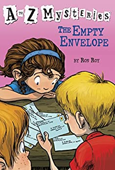A to Z Mysteries: The Empty Envelope by [Ron Roy, John Steven Gurney]