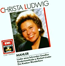 Best christa ludwig mahler Reviews