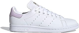 [アディダス] adidas スタンスミス W STAN SMITH フットウェアホワイト/パープルティント/ゴールドメタリック FU9634 アディダスジャパン正規品