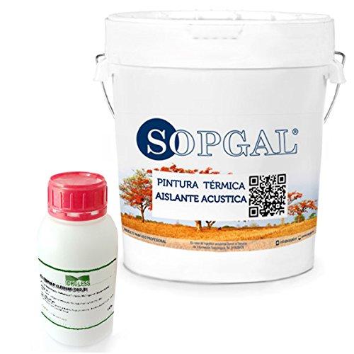 Pack Limpiador + Pintura Térmica 4 litros
