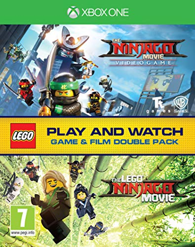 Warner Brothers - The LEGO Ninjago Movie: The Videogame & The LEGO Ninjago Movie (Blu-Ray) Double Pack /Xbox One (1 GAMES)