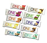 Oh Yeah! One Protein Bars Variety Pack, 12 Bars, Various Flavors - Best Tasting Protein Bars,...