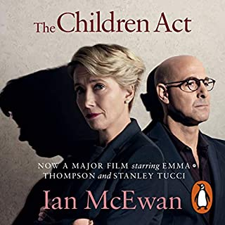 Couverture de The Children Act