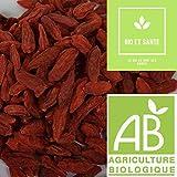 Baie De Goji Bio De Qualité Extra, 1 Kg, Fruit Sec Energétique Pour Votre Apport En Vitamines et...