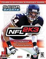 NFL 2K3 - Prima's Official Strategy Guide de Prima Development