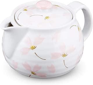 ceramic teapot made in japan