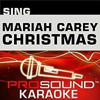 Sing Mariah Carey Christmas [KARAOKE]