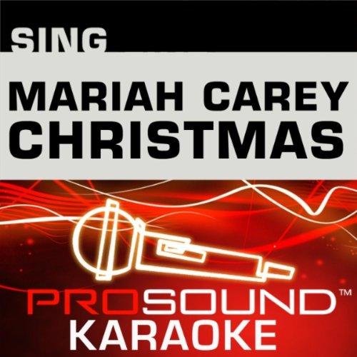 Sing Mariah Carey Christmas