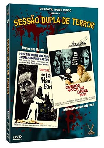 Sessão Dupla De Terror - 2 Discos [DVD]