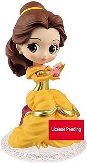 Banpresto 19953 Disney Q Posket Perfumagic Belle Ver. 1 (Normal Color) Figure