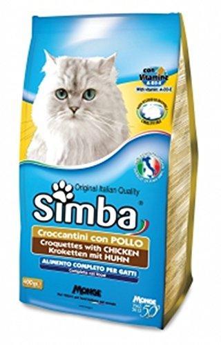 Monge Simba Croccantini Gatto Pollo - 20 kg