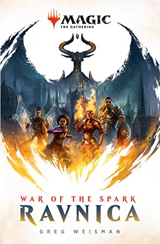 Ravnica: War of the Spark (Magic: The Gathering Book 1) (English ...