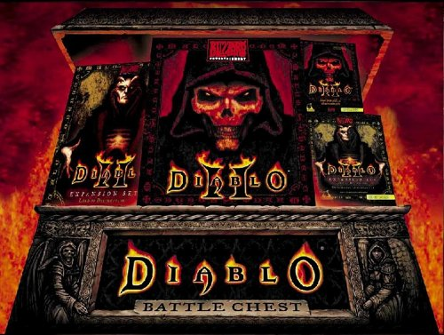 Diablo II - Battle Chest