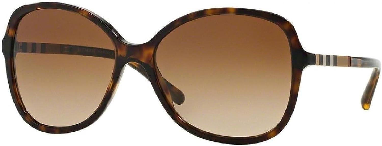 Burberry BE 4197 Sunglasses 300213 Havana