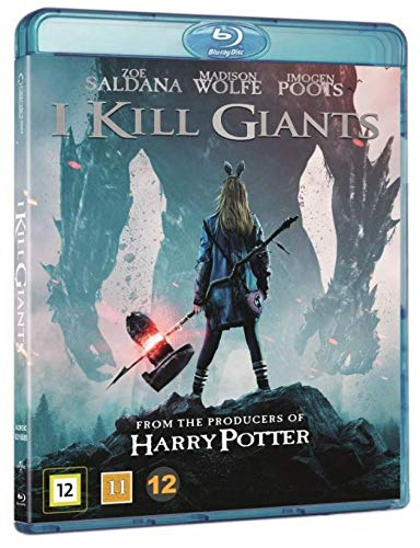 I Kill Giants (Blu-ray) [2017] Madison Wolfe, Zoe Saldana