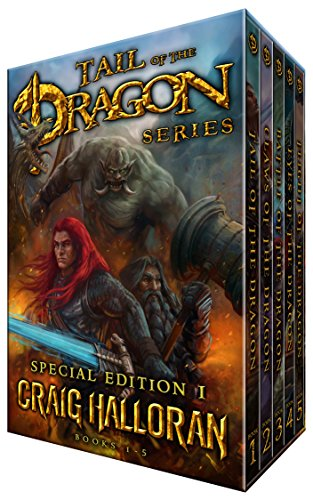 Tail of the Dragon Special Edition #1 (The Chronicles of Dragon Series 2: Books 1-5)