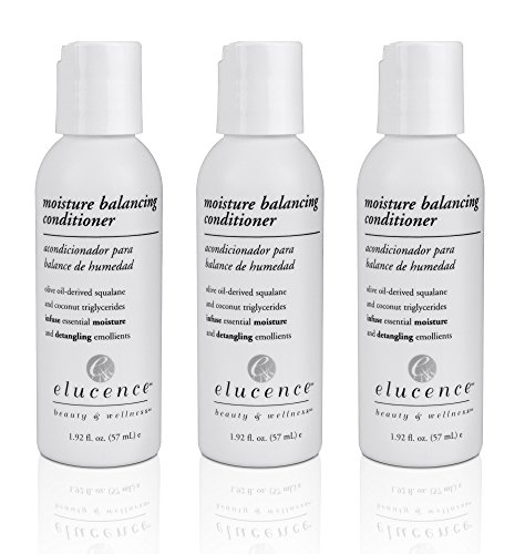 Elucence Moisture Balancing Conditioner, 1.92-Ounce (3-Pack)