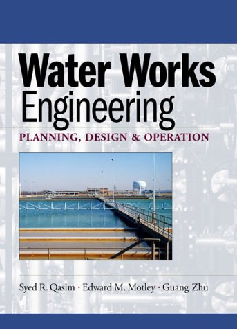 Download Water Works Engineering: Planning, Design And Operation 0131502115
