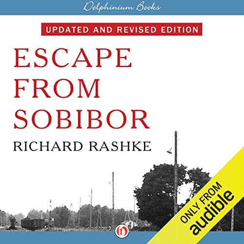 Escape from Sobibor Audiobook By Richard Rashke cover art