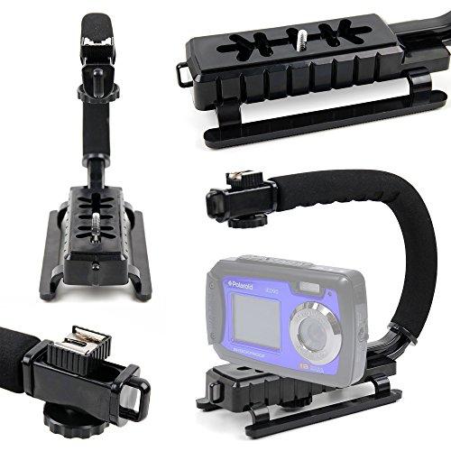 DURAGADGET Estabilizador para cámara Kodak AZ251, AZ421 16MP Bridge Camera, AZ526 16MP Bridge Camera, Pixpro AZ251, Pixpro AZ901, Pixpro FZ53, Pixpro FZ54, PixPro S-1