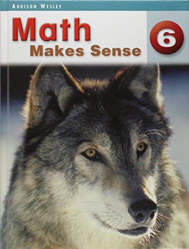 Math Makes Sense 6