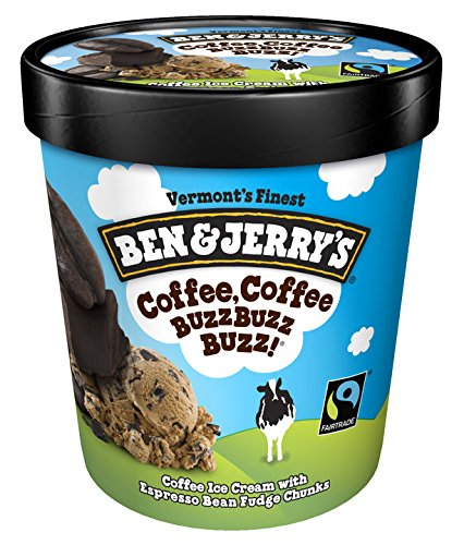 Ben & Jerrys New Ice Cream Flavor Stephen Colberts Americone Dream