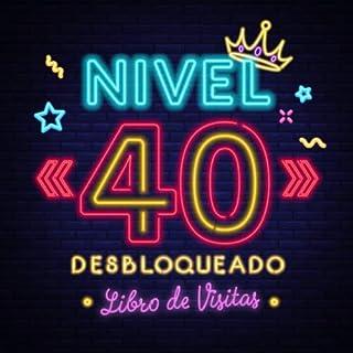 Amazon.es: decoracion 40 cumpleaños mujer