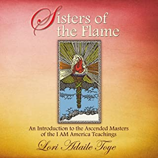 Sisters of the Flame audiobook cover art