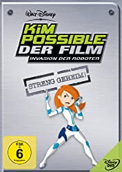 Kim Possible – Disneys Comic  und Trickfilm Spaß