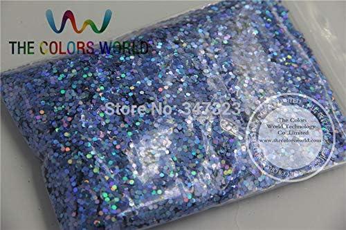 Gabcus 1.5MM Laser Dark Blue Many popular brands Color Spangles Holographic Glitter low-pricing