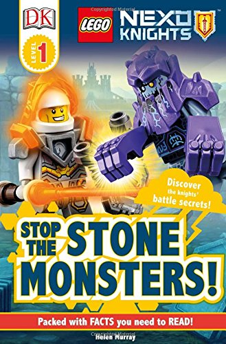 Stop the Stone Monsters! (Lego Nexo Knights)