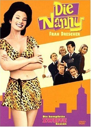 Die Nanny - Season 2 (3 DVDs)
