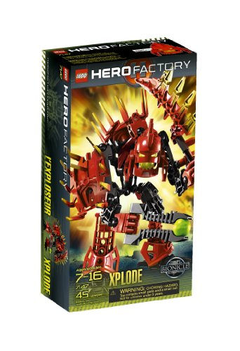 LEGO Hero Factory 7147 - XPlode
