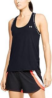 comprar comparacion Under Armour UA Knockout Tank, camiseta de tirantes, camiseta deportiva para mujer mujer