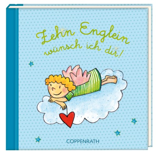 Zehn Englein wünsch ich dir!: Geschenktäschchen mit Buch und Schutzengelpuppe - 2