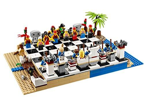 Product Image 2: LEGO Pirates Chess Set #40158