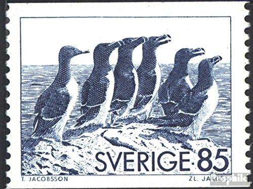 Zweden Mi.-Aantal.: 937x A (compleet.Kwestie.) 1976 Alken (Postzegels voor verzamelaars) vogels