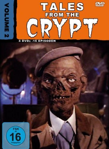 Tales From The Crypt, Vol. 2 (4 DVDs)