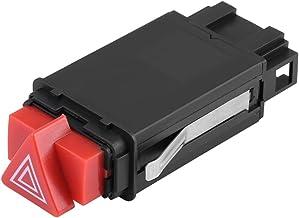 KIMISS Luz de Advertencia de Peligro de relé de Interruptor Intermitente Peligroso para A3 1996-2003 8L0941509L 8L0941509P