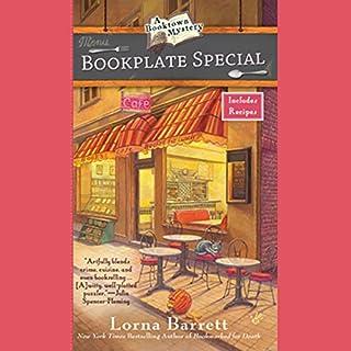 Bookplate Special audiobook cover art