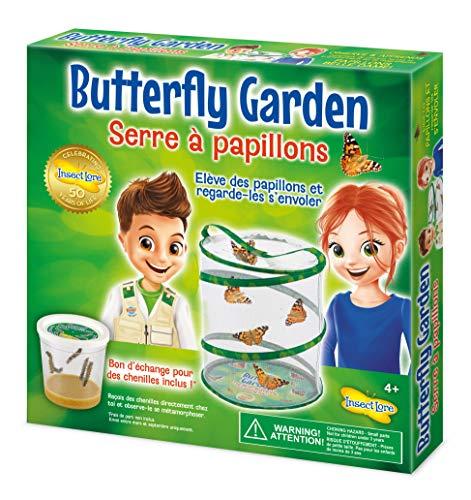 Insect Lore 8010FR Schmetterlingsgarten–grün