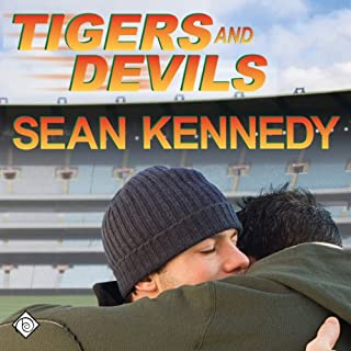 Tigers and Devils audiobook cover art