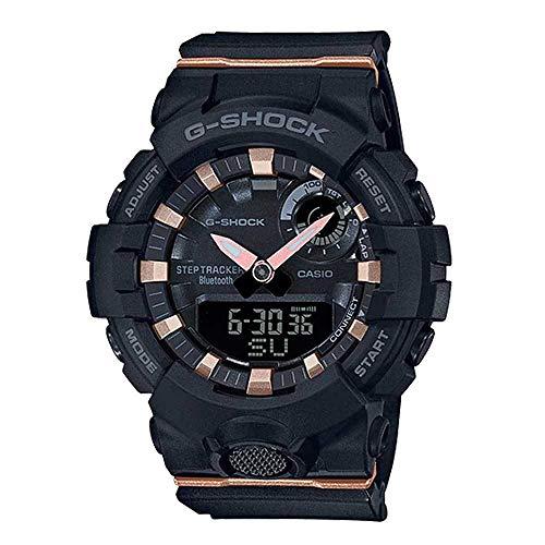 Casio Reloj Analógico-Digital para Unisex Adultos Correa en Resina GMA-B800-1AER