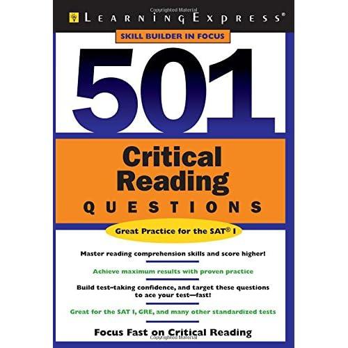 High School Reading Comprehension Workbooks: Amazon com