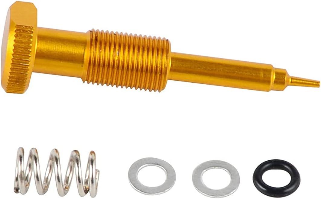 TYTG Ranking TOP15 Daily bargain sale Carburetor Fuel Screw for 4 Drz Drz400s Drz400sm
