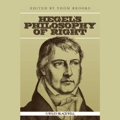 Hegel's Philosophy of Right audiobook cover art