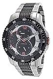 Steel Master Quarz Uhr Armbanduhr für Herren Männer Herrenuhr Männeruhr Chronograph Analog...