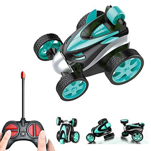 jillbang Coche teledirigido, juguete para niños, mando a distancia, giro de 360°,...